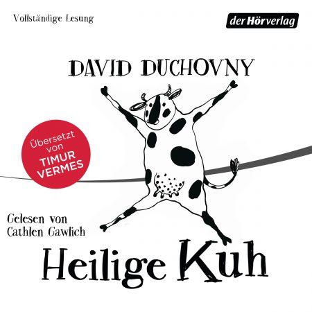Heilige Kuh von David Duchovny