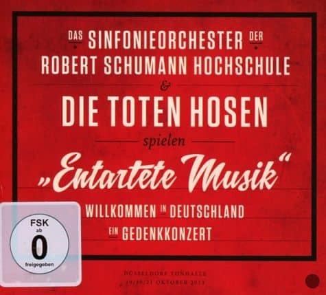"""""""Entartete Musik"""" Willkommen In Deutschland ein Gedenkkonzert – Die Toten Hosen"""