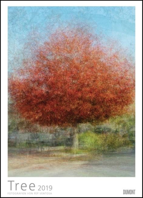 Pep Ventosa: Tree 2019 – Posterkalender