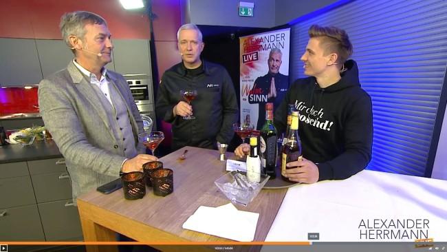 [Online-Event] Wem schmeckt den sowas – Alexander Herrmann 4