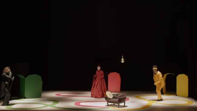 [Kindertheater] Der Apfelwald – Aus der Schauburg München 3