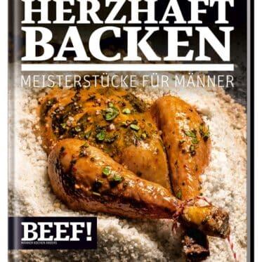 [Rezension] BEEF! HERZHAFT BACKEN - Meisterstücke für Männer