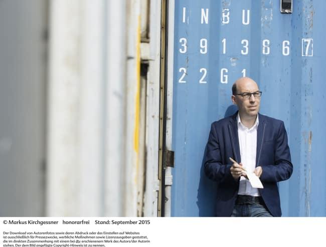 Interview über die Normandie Krimis mit Benjamin Cors