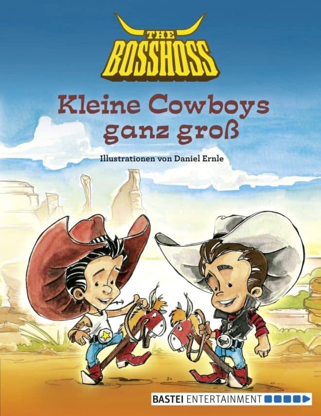 [Podcast] Rezension: Kleine Cowboys ganz gross – The BossHoss 2