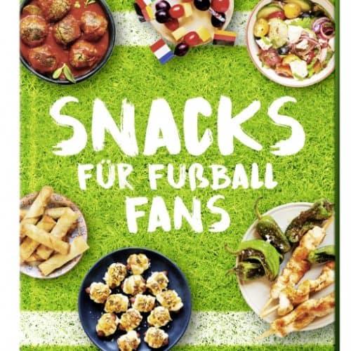 Snacks für Fußballfans   – Süddeutsche Zeitung Gourmet Edition