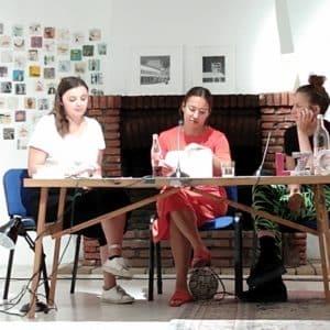 [Lesung] Club der jungen Dichterinnen