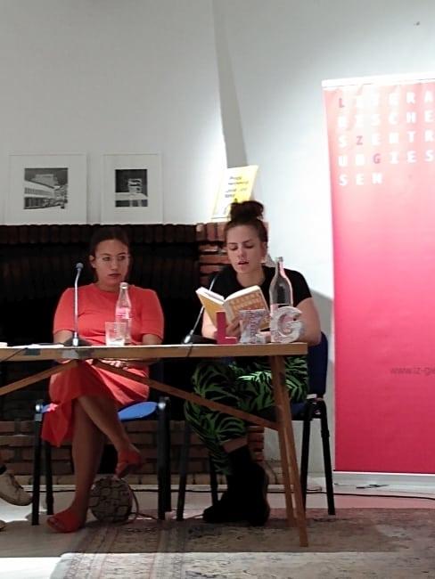 [Lesung] Club der jungen Dichterinnen 1