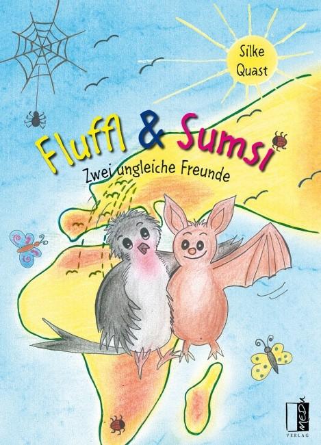Interview zu dem Buch Fluffl & Sumsi mit Silke Quast - Podcast