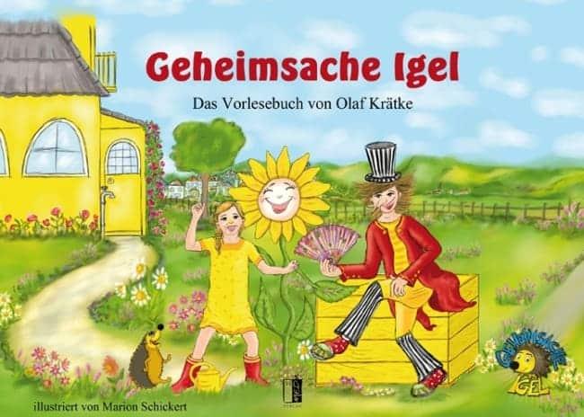 Geheimsache Igel – Olaf Krätke 2