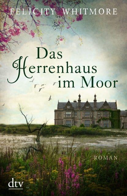 Buchverlosung: Das Herrenhaus im Moor von Felicity Whitmore