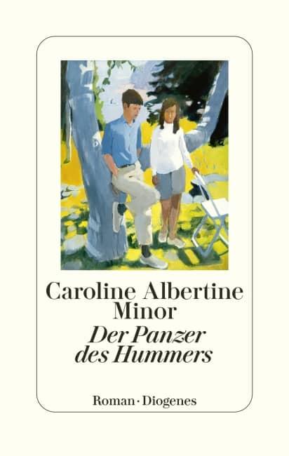 [Interview] mit Caroline Albertine Minor über ihr Buch: Der Panzer des Hummers 2