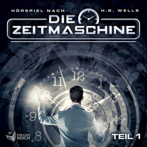 Die Zeitmaschine  – H.G. Wells, Hörspiel