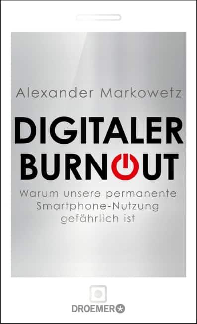 [Podcast] Interview mit Alexander Markowetz über das Buch : Digitaler Burnout 2