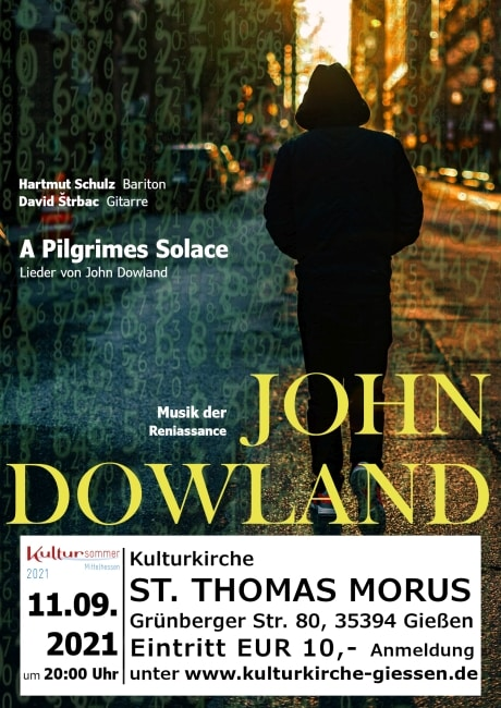 "Ein Juwel der Renaissance-Musik - John Dowland ""A Pilgrimes Solace"" in der Kulturkirche St. Thomas Morus 2"