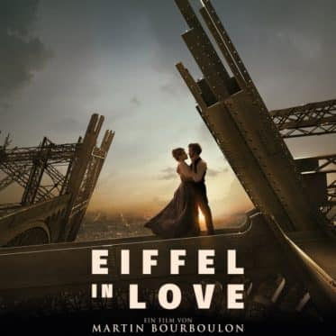 [Kino] Eiffel in Love ab 16. September im Kino