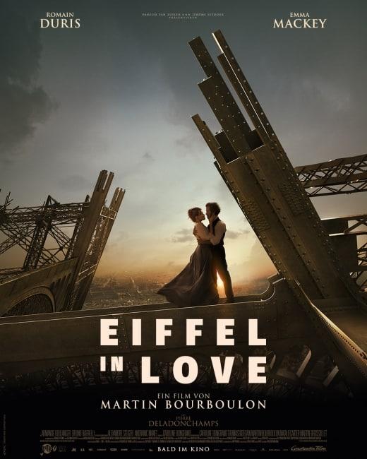 [Kino] Eiffel in Love ab 16. September im Kino 4