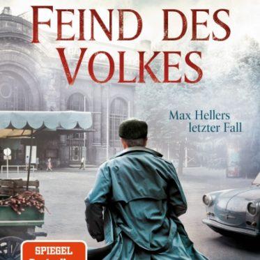 """Lesung mit Frank Goldammer - """"Feind des Volkes"""" in Erfurt"""