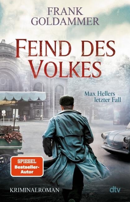 """Lesung mit Frank Goldammer - """"Feind des Volkes"""" in Döbeln 2"""