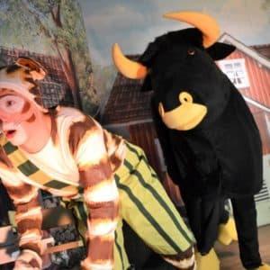 [Kindertheater] Pettersson & Findus oder wie man kleine Kinder ruhig bekommt