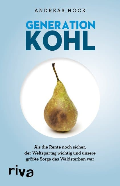 Interview mit Andreas Hock über das Buch : Generation Kohl - Podcast