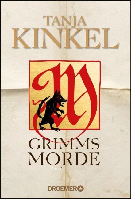 Interview mit Tanja Kinkel über das Buch - Grimms Morde - Podcast