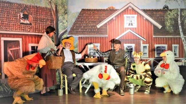[Kindertheater] Pettersson & Findus oder wie man kleine Kinder ruhig bekommt 2