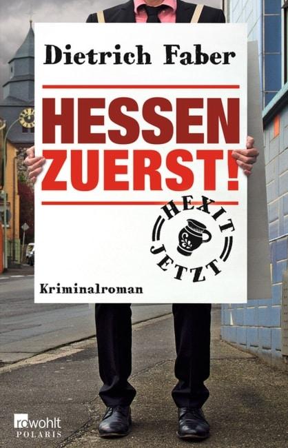 Interview mit Dietrich Faber über das Buch - Hessen zuerst - Podcast