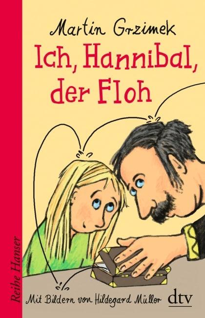 Interview über das Buch: Ich, Hannibal, der Floh mit Martin Grzimek – Podcast