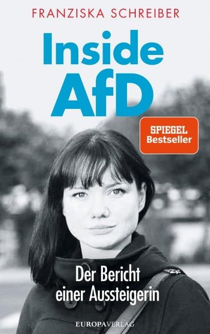 [Rezension] Inside AfD – Franziska Schreiber