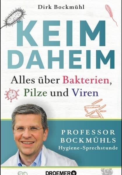 Interview über das Buch : Keim daheim mit Dirk Bockmühl