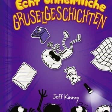 [Rezension] Rupert präsentiert: Echt unheimliche Gruselgeschichten – Jeff Kinney
