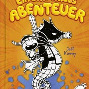 [Rezension] Rupert präsentiert: Ein echt wildes Abenteuer – Jeff Kinney