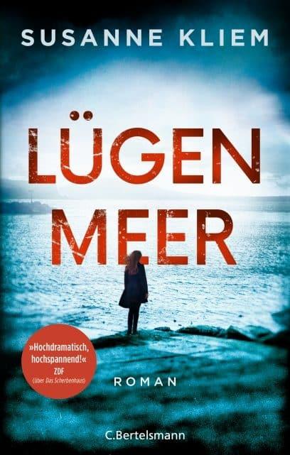 Buchverlosung: Lügenmeer von Susanne Kliem