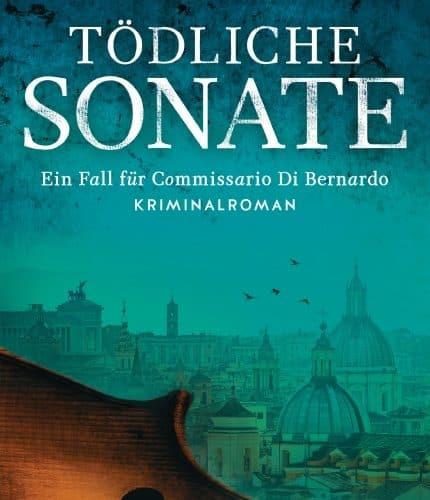 Interview über das Buch: Tödliche Sonate mit Natasha Korsakova - Podcast