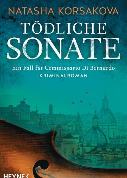 Interview über das Buch: Tödliche Sonate mit Natasha Korsakova – Podcast