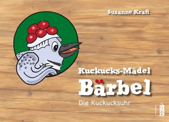 Interview über das Buch : Kuckucks-Mädel Bärbel – Die Kuckucksuhr – Susanne Kraft – Podcast, LiteraturLounge