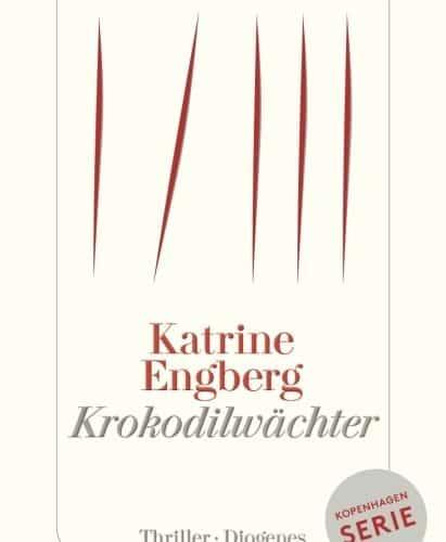Interview über das Buch: Krokodilwächter  mit Katrine Engberg -Podcast