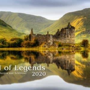 [Kalender] Land of Legends – Schottlands Burgen und Schlösser – Kalender 2020