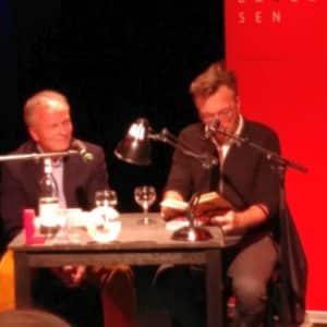 [Lesung] Malinois. Der Büchner-Preisträger Lukas Bärfuss liest aus seinem neuen Erzählband