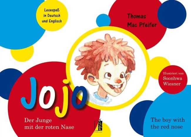 Interview über das Buch: Jojo der Junge mit der roten Nase von Thomas Mac Pfeifer – Podcast