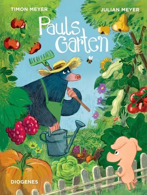 [Rezension] Pauls Garten – Julian Meyer, Timon Meyer 2