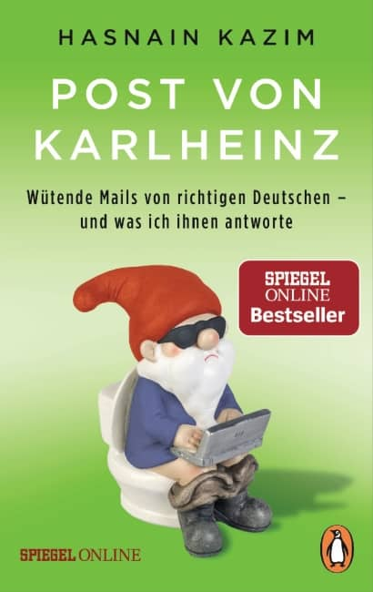 [Rezension] Post von Karlheinz – Hasnain Kazim 2