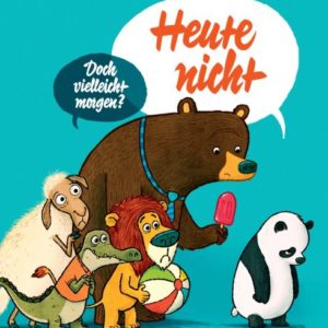 [Rezension] Heute nicht – Julian Meyer, Timon Meyer