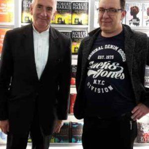 [Podcast] Interview über das Buch Der zweite Schlaf mit Robert Harris