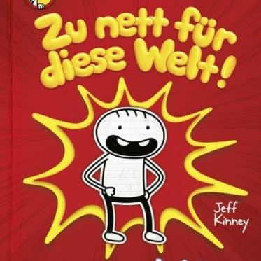[Rezension] Ruperts Tagebuch - Zu nett für diese Welt!: Jetzt rede ich! – Jeff Kinney