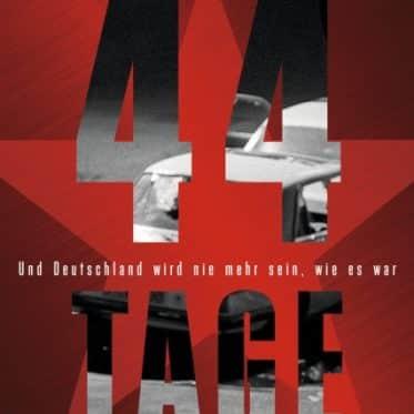 [Podcast] Interview mit Stephan R. Meier über das Buch: 44 Tage - Und Deutschland wird nie mehr sein, wie es war