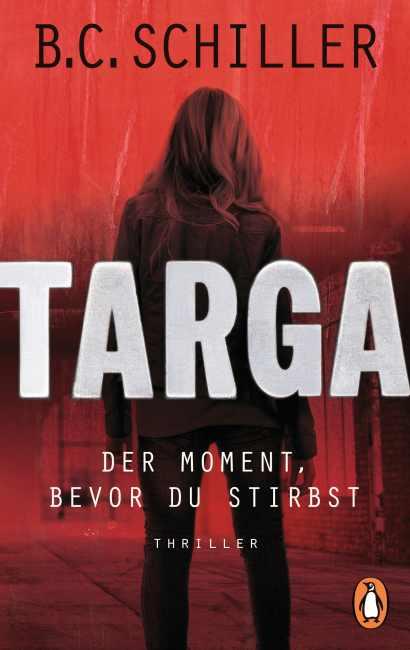 Interview mit B.C. Schiller über das Buch - Targa - Der Moment, bevor du stirbst - Podcast