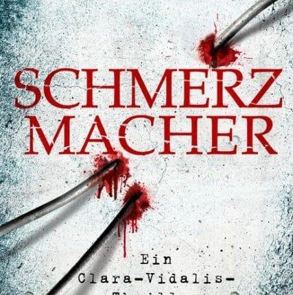 Interview über das Buch: Schmerzmacher mit Veit Etzold - Podcast
