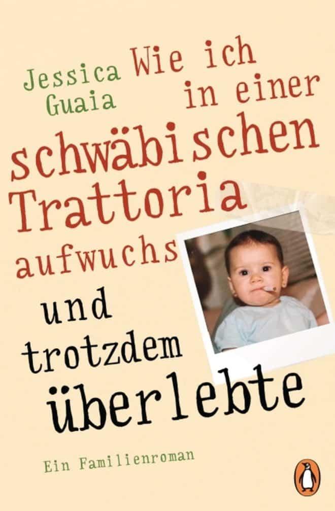 [Podcast-Interview] mit Jessica Guaia über das Buch: Wie ich in einer schwäbischen Trattoria aufwuchs und trotzdem überlebte 2