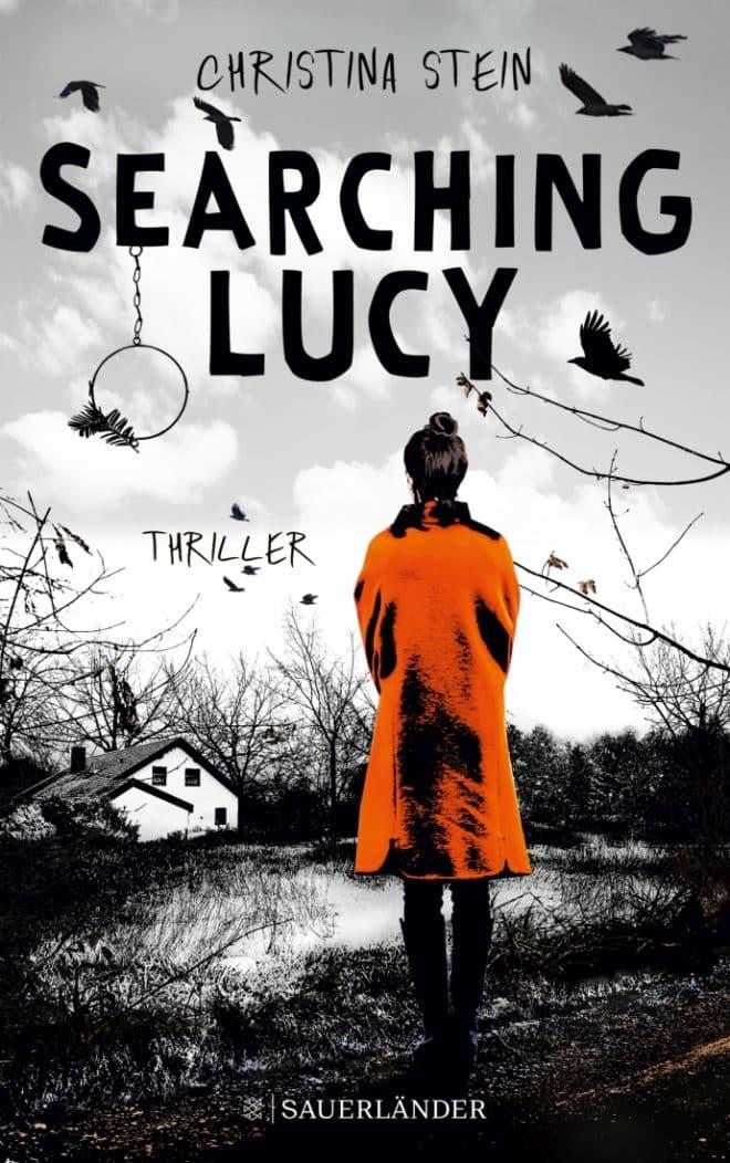 [Interview-Podcast] über das Buch: Searching Lucy mit Christina Stein 2